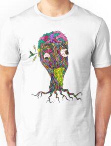 Nicotine Color Unisex T-Shirt
