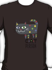 Cat Person T-Shirt