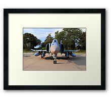 Phantom F4 German Air Force Framed Print
