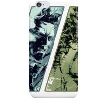 Metal Gear Solid Evolution iPhone Case/Skin