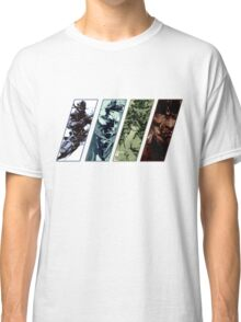 Metal Gear Solid Evolution Classic T-Shirt