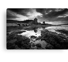 Highland Defence Canvas Print