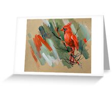 bird-o4 Greeting Card