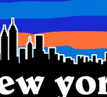 New York - Skyline Sticker