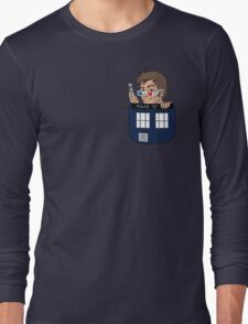 Who needs a Doctor? Long Sleeve T-Shirt