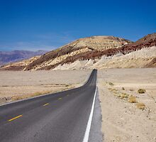 The Road to Furnace Creek by Philip Kearney