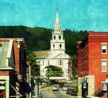 Middlebury, Vermont Sticker