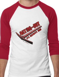 It's Nature's Way Men's Baseball ¾ T-Shirt