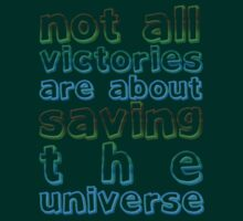 Doctor Who Rory Quote: Victories by Casteal