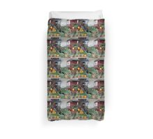 The Original Delivery Wagon Duvet Cover