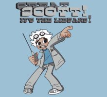 Great Scott...Pilgrim! Kids Clothes
