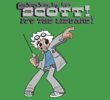 Great Scott...Pilgrim! Kids Clothes