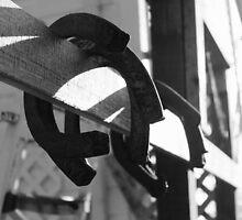 Horse shoes by Allaina Morton-Cruise