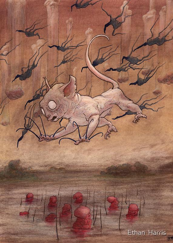 A Slip in the Loch by Ethan  Harris