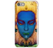 Poseidon's maiden iPhone Case/Skin