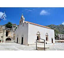 Preveli Monastery. Photographic Print