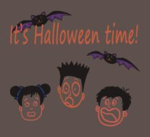 It's Halloween Time Kids Clothes
