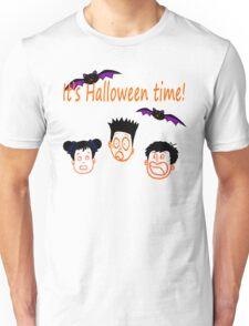 It's Halloween Time Unisex T-Shirt