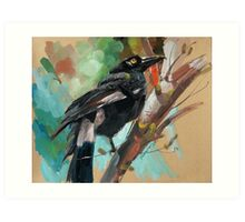 bird-12 Art Print
