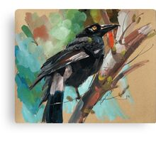 bird-12 Canvas Print