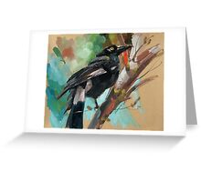 bird-12 Greeting Card