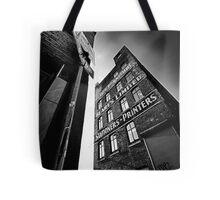 ...block print.... Tote Bag