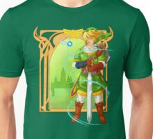 Link of Hyrule Unisex T-Shirt