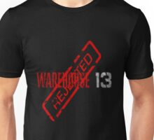 Warehouse 13 Reject Unisex T-Shirt