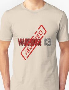 Warehouse 13 Reject T-Shirt