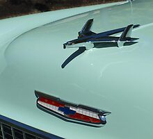 Chevy Eagle Mint by Maria Schlossberg