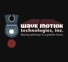 Star Blazers: Wave Motion Technologies by AndreeDesign