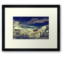 Middle Kingdom Framed Print