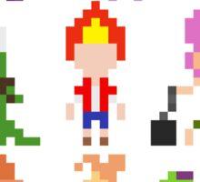 Playstation Legends pixel 2 Sticker