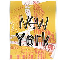 New York Y Poster