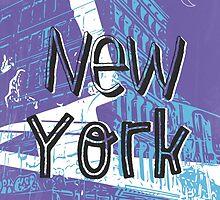 New York menthol midnight by Pranatheory