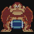 Pixel Kong by Octavio Velazquez