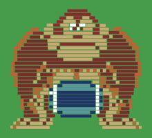 Pixel Kong One Piece - Short Sleeve