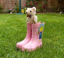 Ted in Boots! by PollyBrown