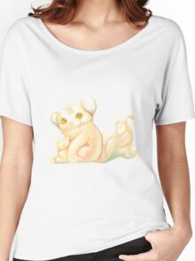 Fantastic Furry Creature Women's Relaxed Fit T-Shirt