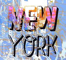 New York WOW by Pranatheory