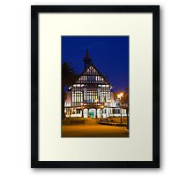 Rotorua Museum of Art and History Framed Print