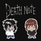 Death note by toaster-love