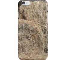 Hay, Hay, Hay iPhone Case/Skin