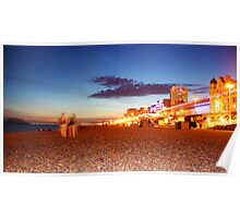 Brighton at its best 2 Poster