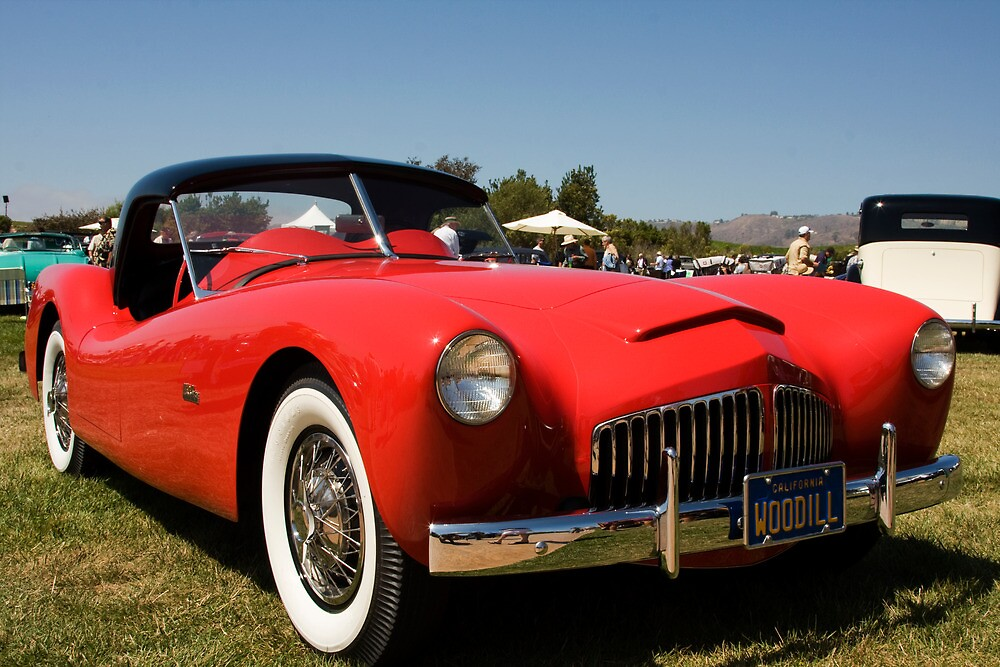 1952 Woodill Wild Fire Roadster by Ron LaFond