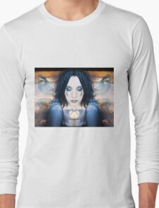 Inside looking out Long Sleeve T-Shirt