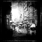 rainy day in the city by ShellyKay