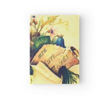 My Book of Writings Hardcover Journal