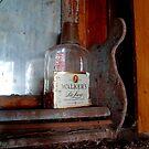 A Little Dust on the Bottle ! by Jan Siemucha