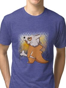 The Lonely Cubone Tri-blend T-Shirt